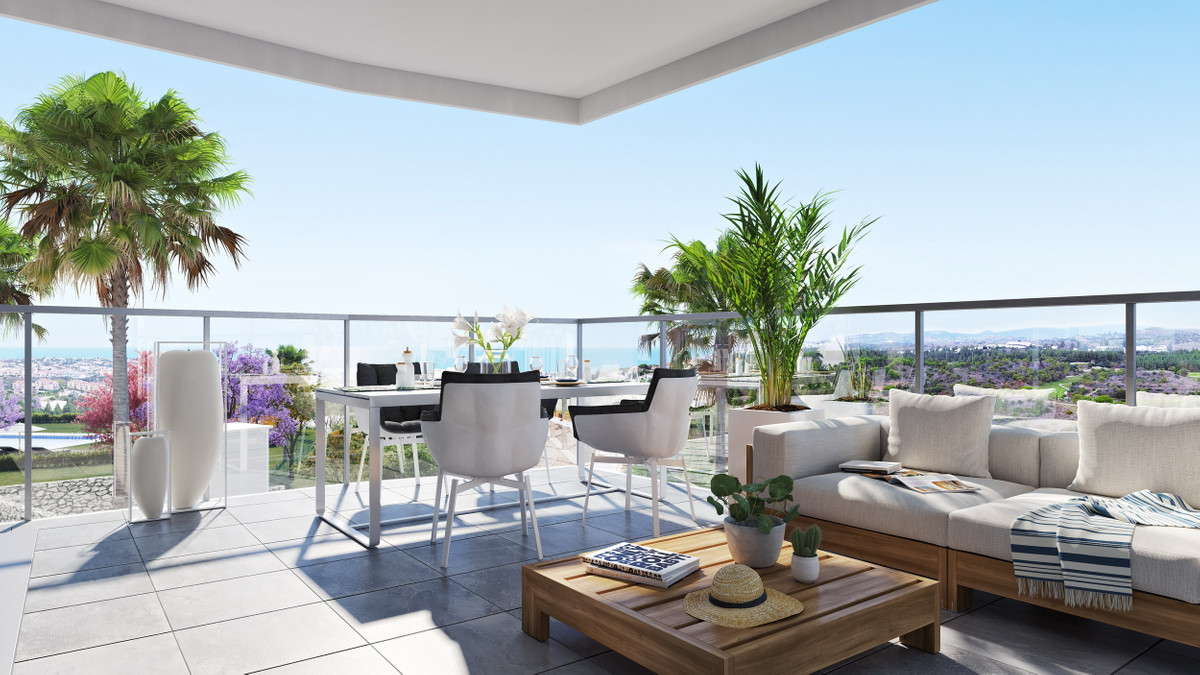 Apartment for sale in El Chaparral