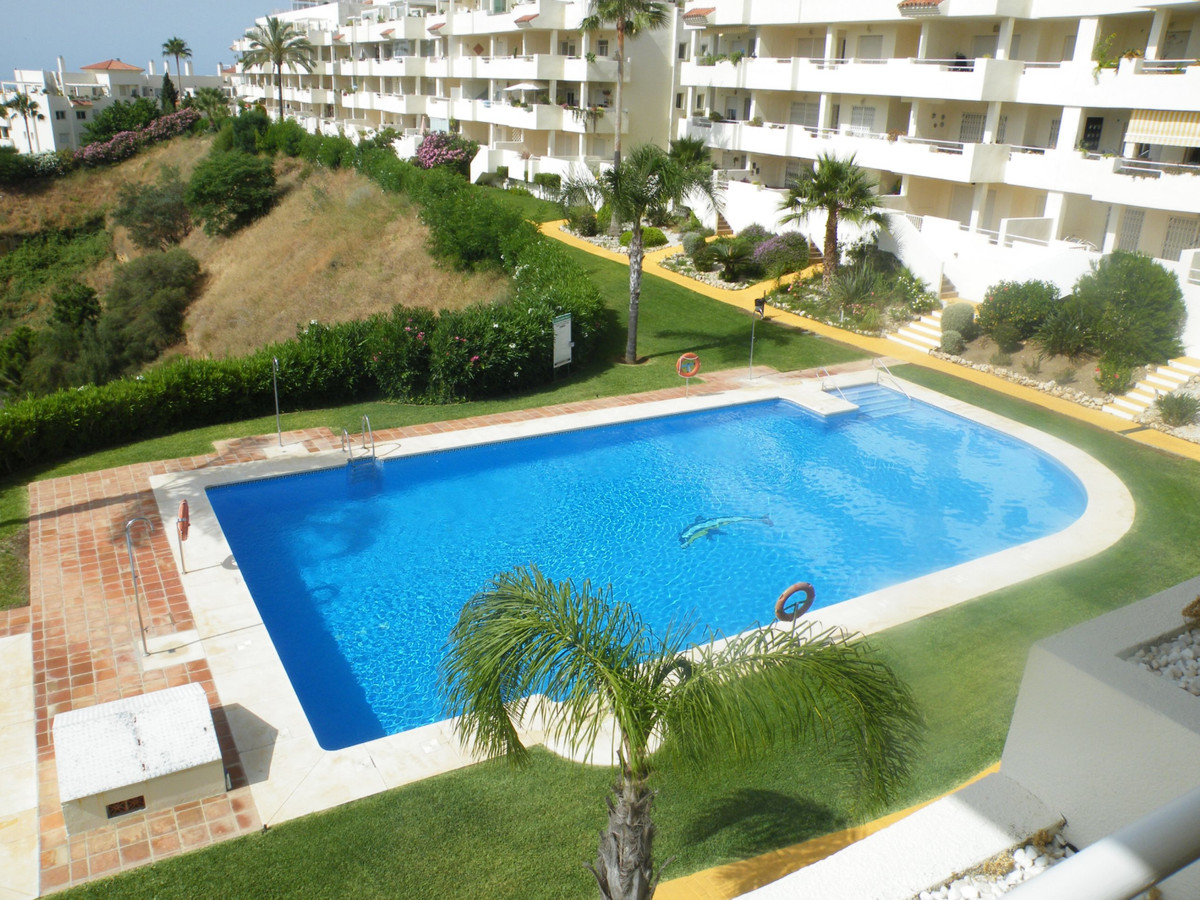 This 3 bedroomed,  2 bathroom  large apartment , located in the upper part of Calahonda. Comprises o, Spain
