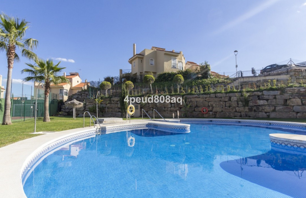 "South facing two storey semi-detached family villa located within ""Lomas de Riviera Club"",, Spain"