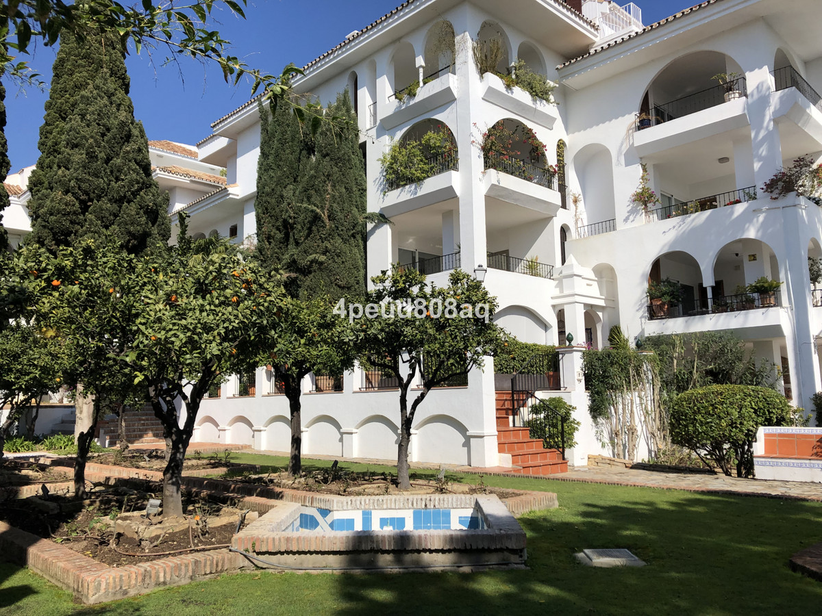 Southwest facing unfurnished penthouse with sea views, 3 terraces, fully fitted kitchen, fireplace, , Spain