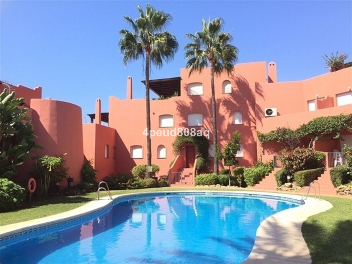 Beachside East facing ground floor apartment comprising a living-dining room with open plan fully fi, Spain
