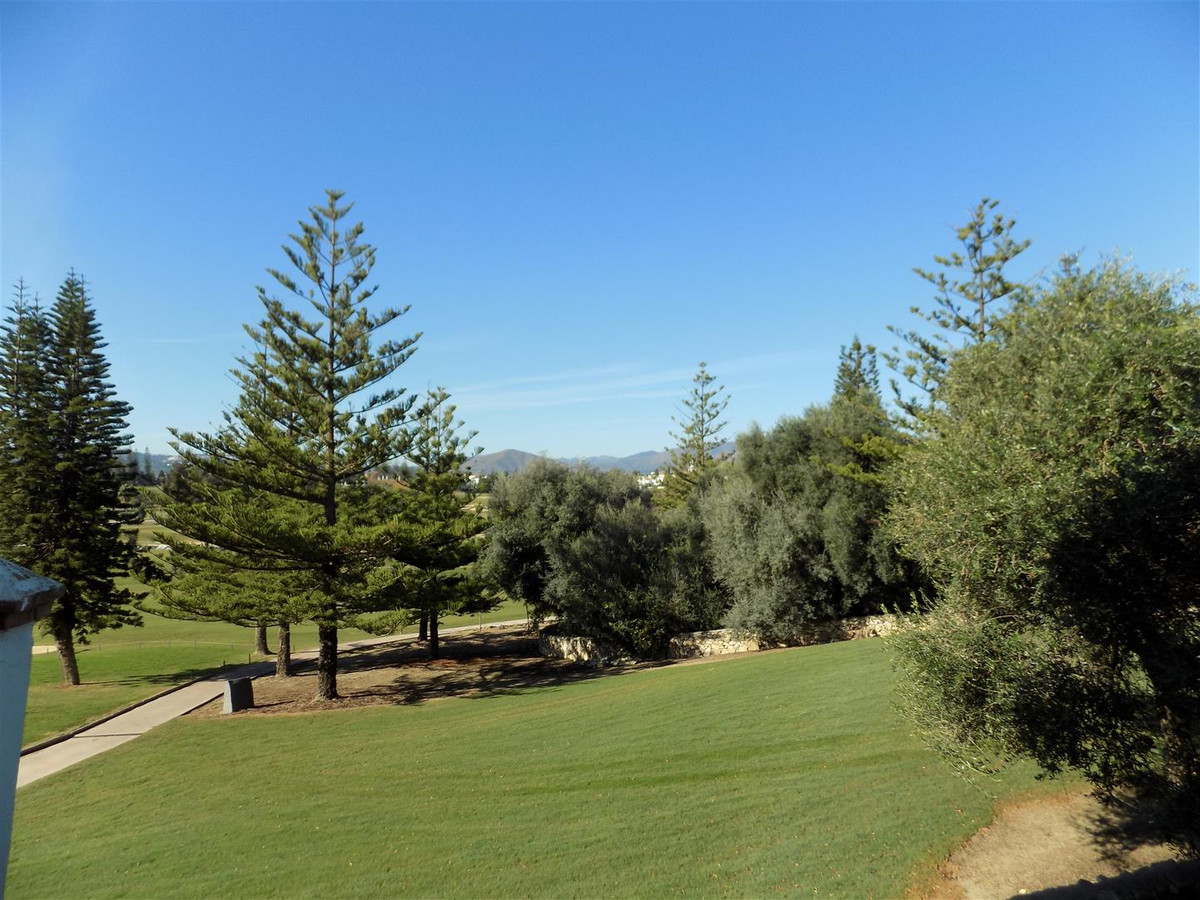 EXCLUSIVE! You couldn't get more 'front line' golf than this! Stunning two bedroom el, Spain