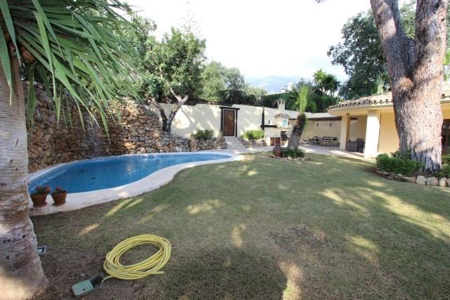 4 Bedroom Detached Villa For Sale Nagüeles