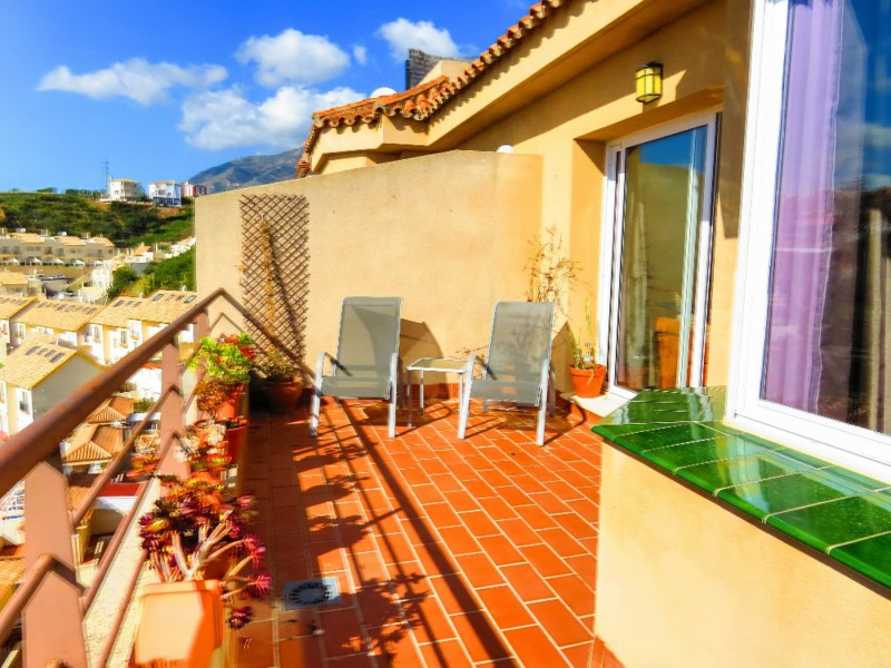 4 bed townhouse for sale torreblanca