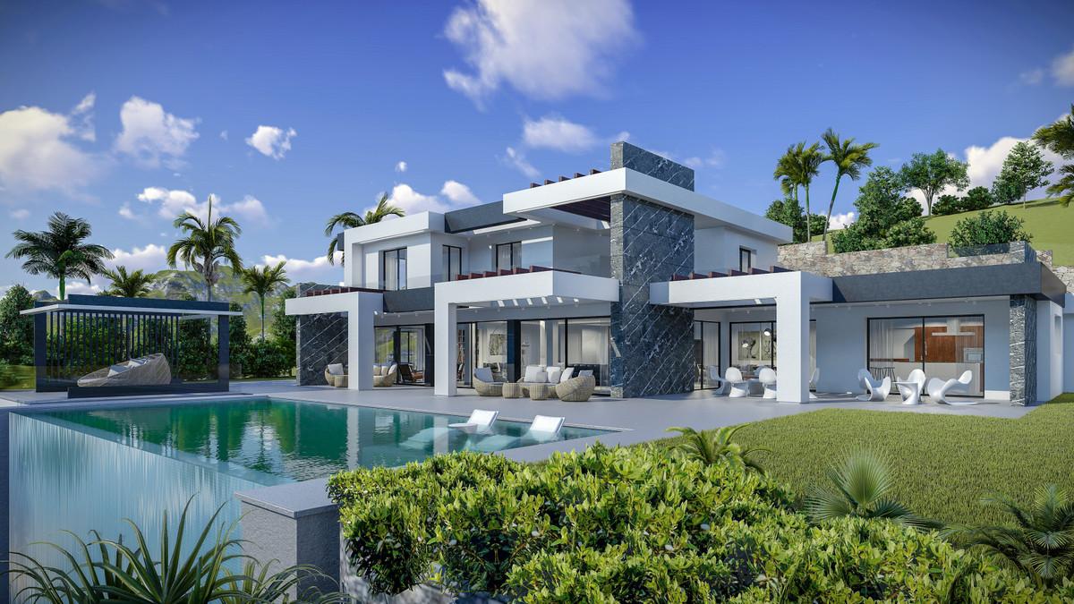 Marbella Banus Villa – Chalet en Venta en La Quinta – R3353773