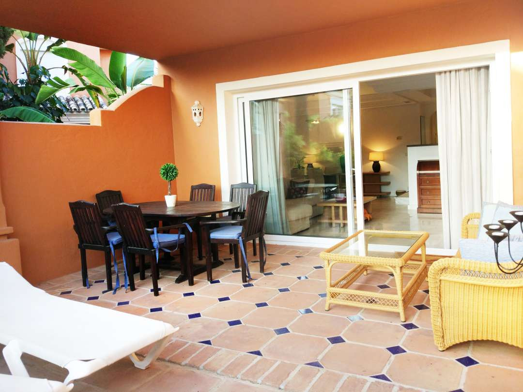 3 Bedroom Townhouse for sale Bahía de Marbella