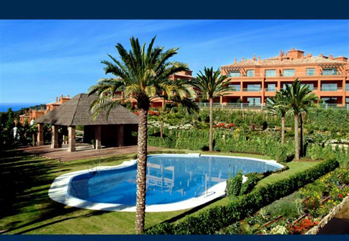 Marbella Banus Ático en Venta en Benahavís – R601286