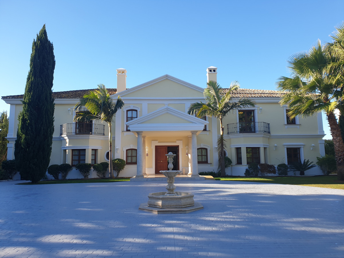 7 Bed Villa For Sale Marbella