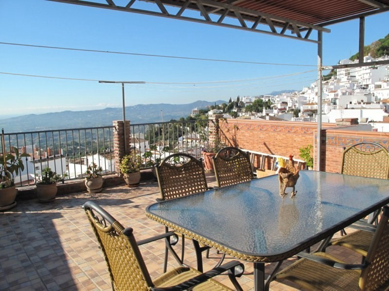4 bed townhouse for sale mijas