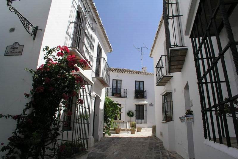 1 bed townhouse for sale mijas