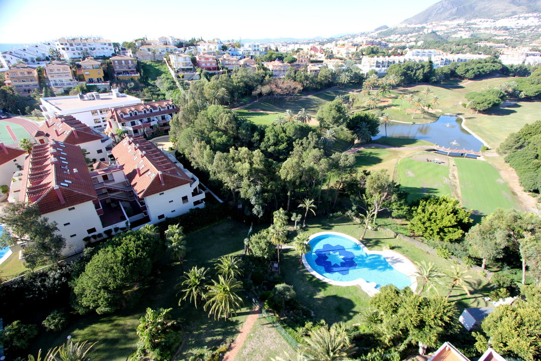 2 bed apartment for sale torrequebrada