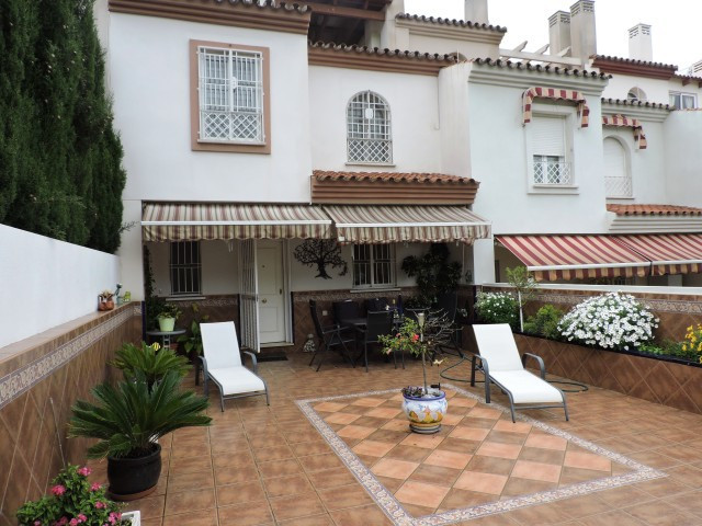 4 bed townhouse for sale benalmadena