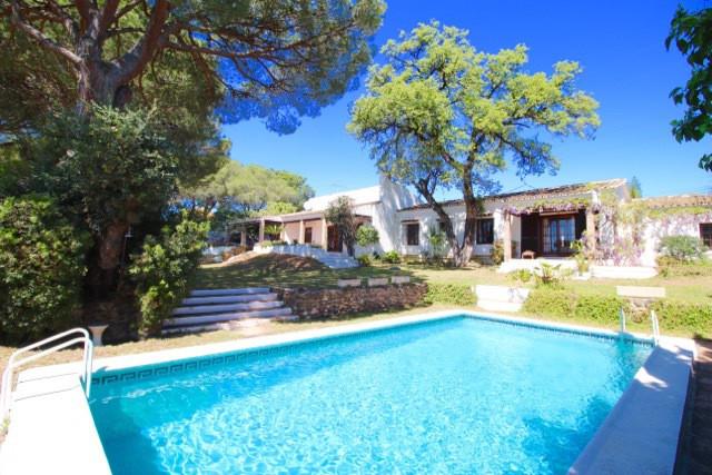 5 bed villa for sale el rosario