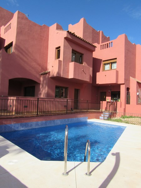3 bed townhouse for sale torreblanca