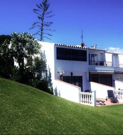 2 bed townhouse for sale mijas costa