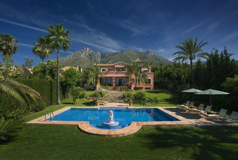 9 Bed Villa For Sale Marbella