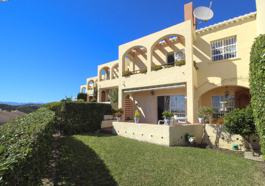 3 bed townhouse for sale mijas costa