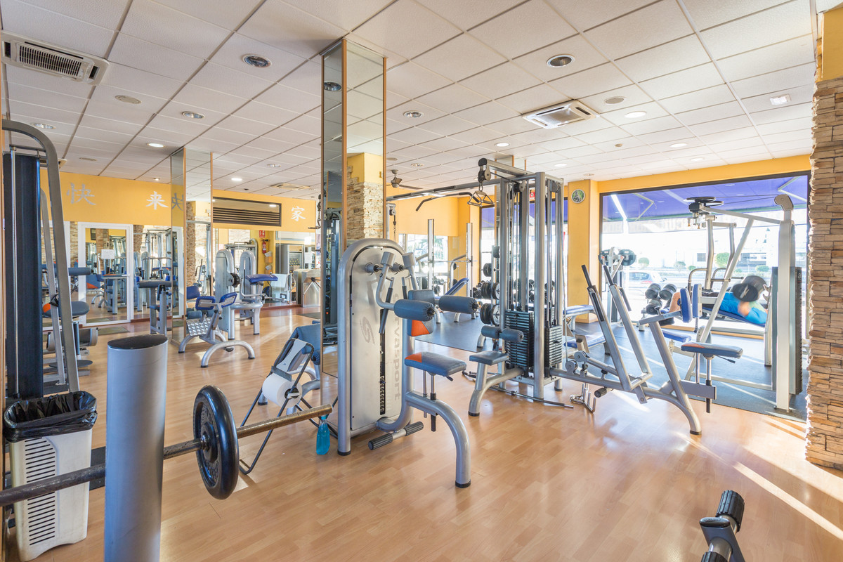 Established business for sale, fully equipped Gym - Estepona- New Golden Mile Located on Estepona Ea, Spain