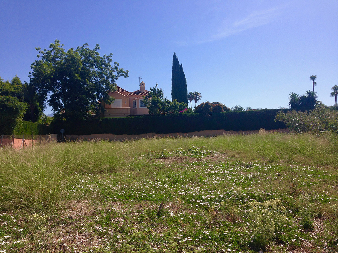 Beautiful plot south-west orientates, at the heart of Guadalmina Baja. This beautiful plot is locate,Spain