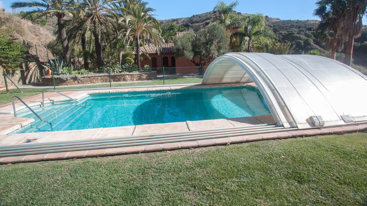 Beautiful finca for sale in Estepona, Andalusia, costa del sol located just 5 minutes by car from th,Spain