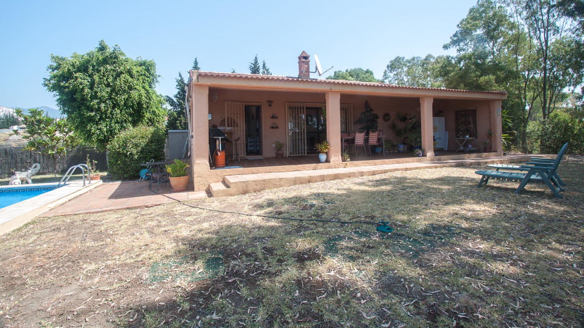 Magnificent Finca Located on the Costa del Sol Between Estepona and Marbella, with marvelous views  ,Spain