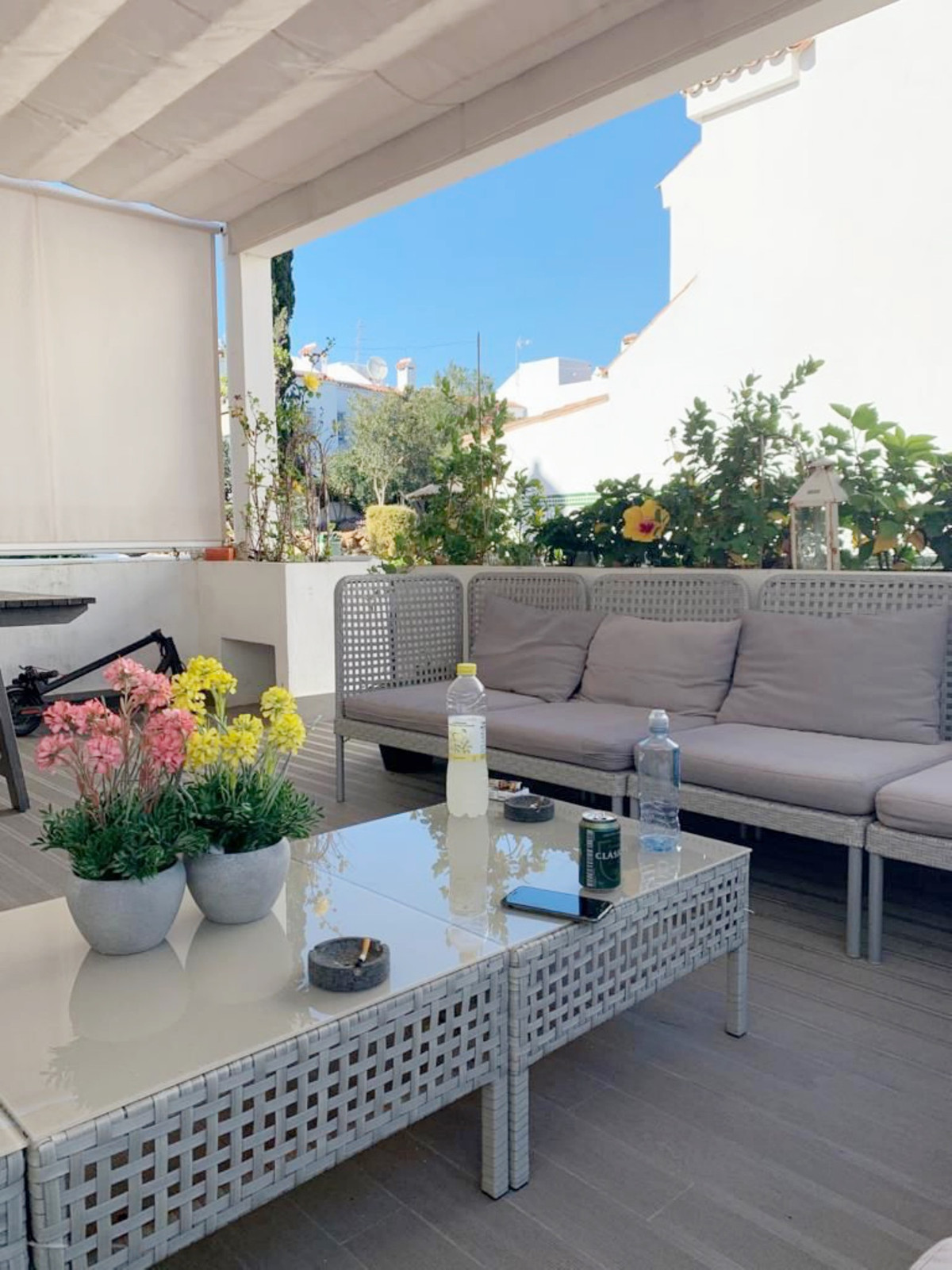 3 Bedroom Townhouse For Sale, Casares Playa