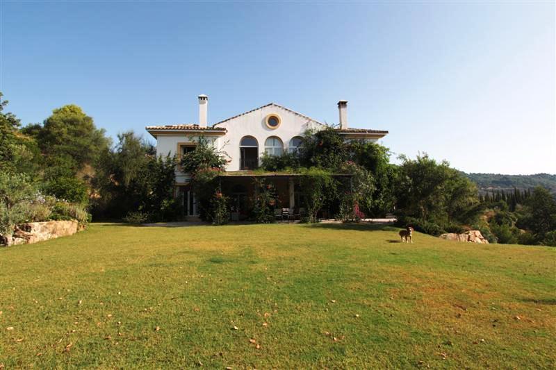 , Gaucin, Costa del Sol. 9 Bedrooms, 7 Bathrooms, Built 835 m², Terrace 300 m², Garden/Plot 37000 m²,Spain