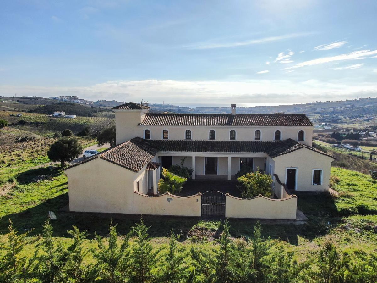 Villa  Finca en venta   en Casares