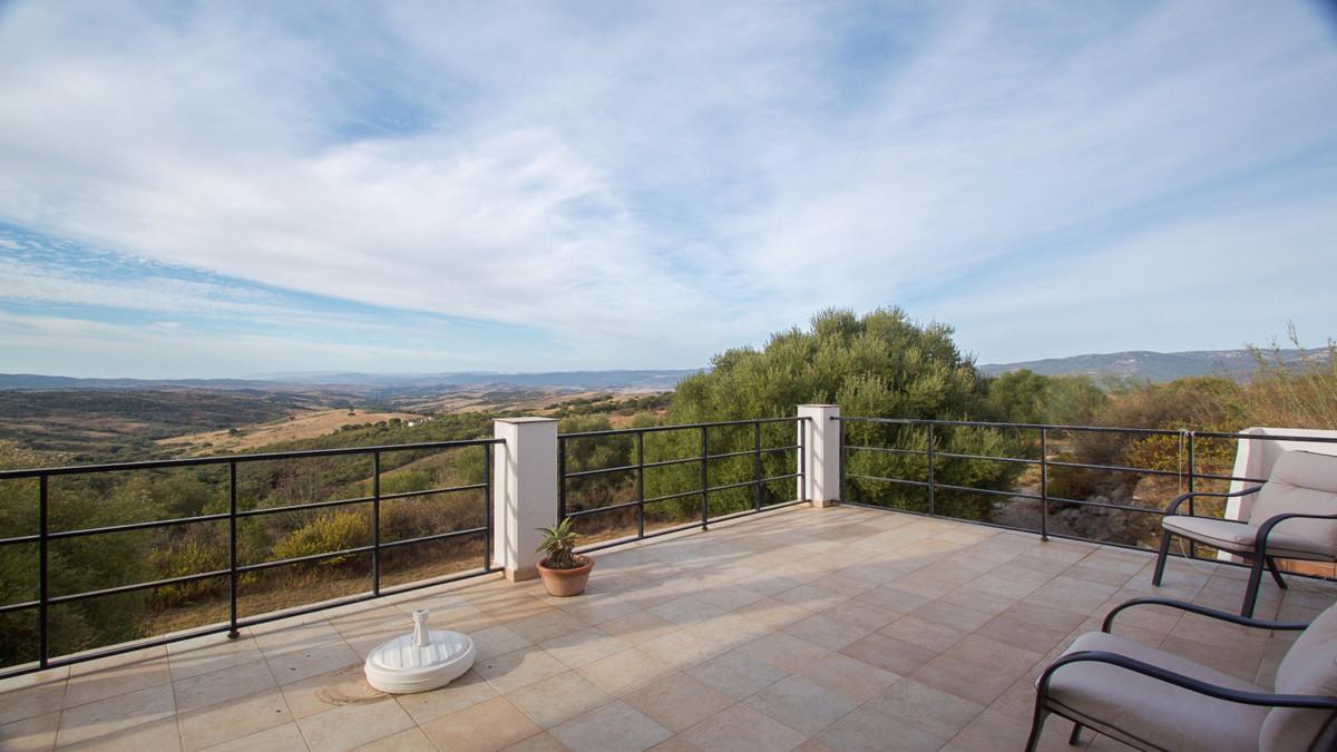 Villa Finca 7 Dormitorio(s) en Venta Gaucín