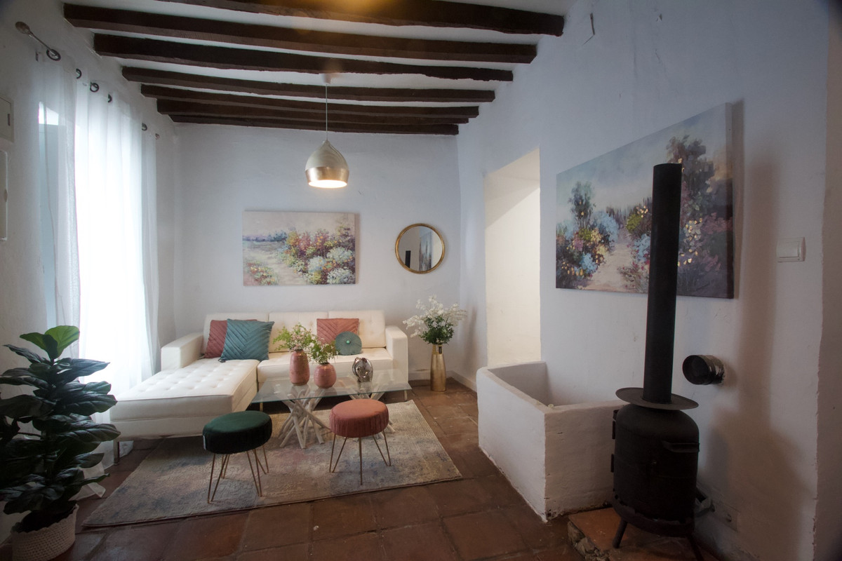 The house is situated in the village of Casares, in a place with easy access and close to all kind a,Spain