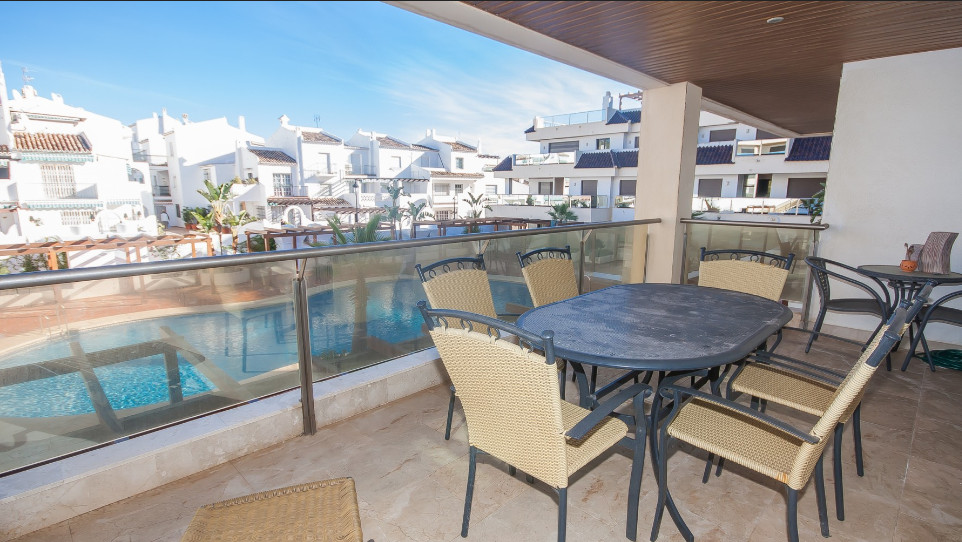 Marina del Castillo is the most recently completed front-line beach development in Duquesa. This lux,Spain