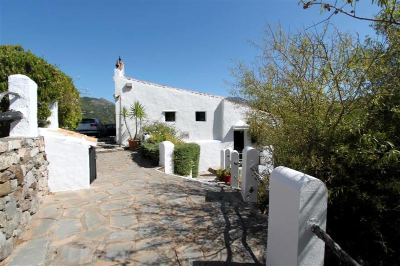 Country property located at  5 minutes walking from Casares village and 15 minutes by car from the b,Spain