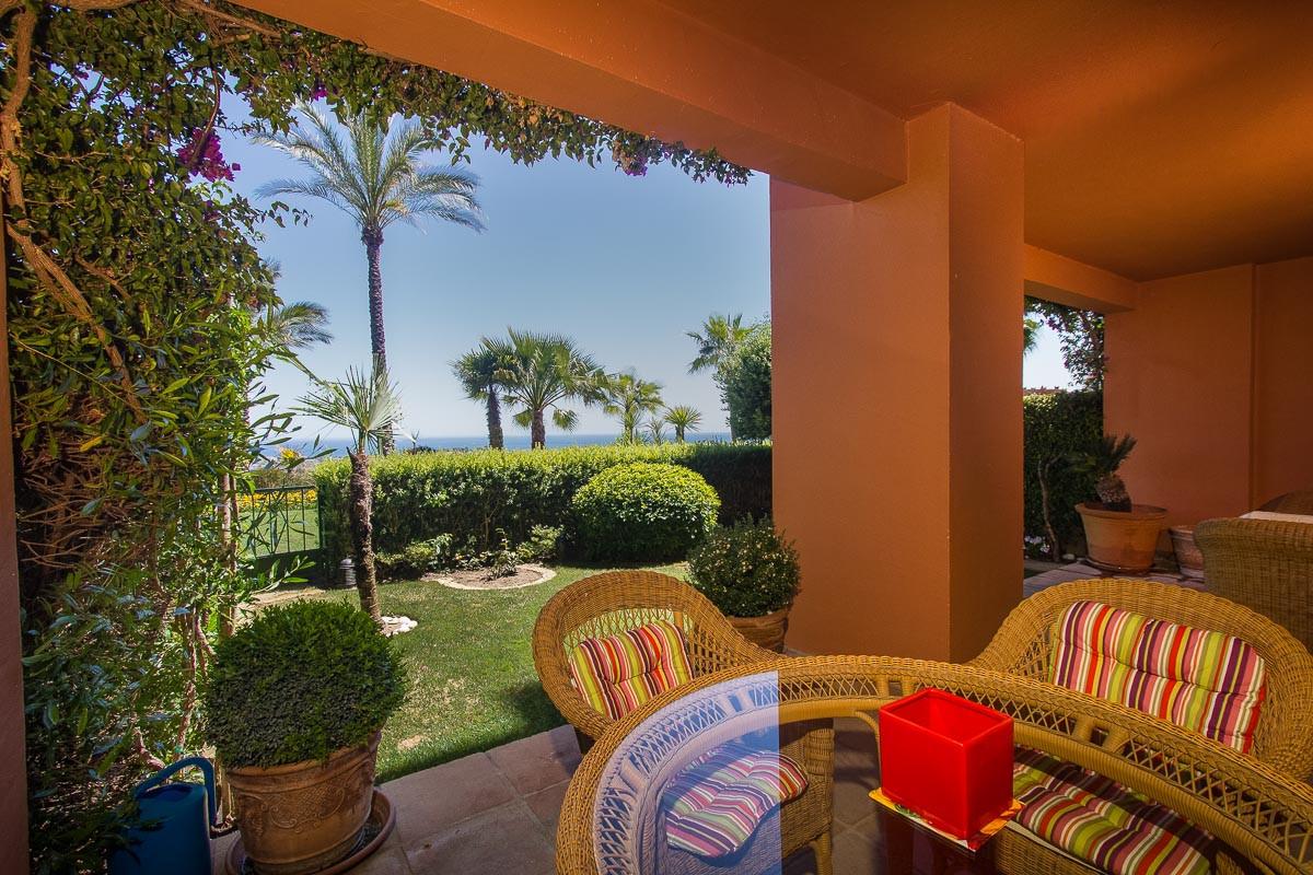 Marbella Banus Apartamento Planta Baja en Venta en Los Flamingos – R3336841