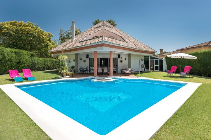 Villa - Detached for sale in New Golden Mile