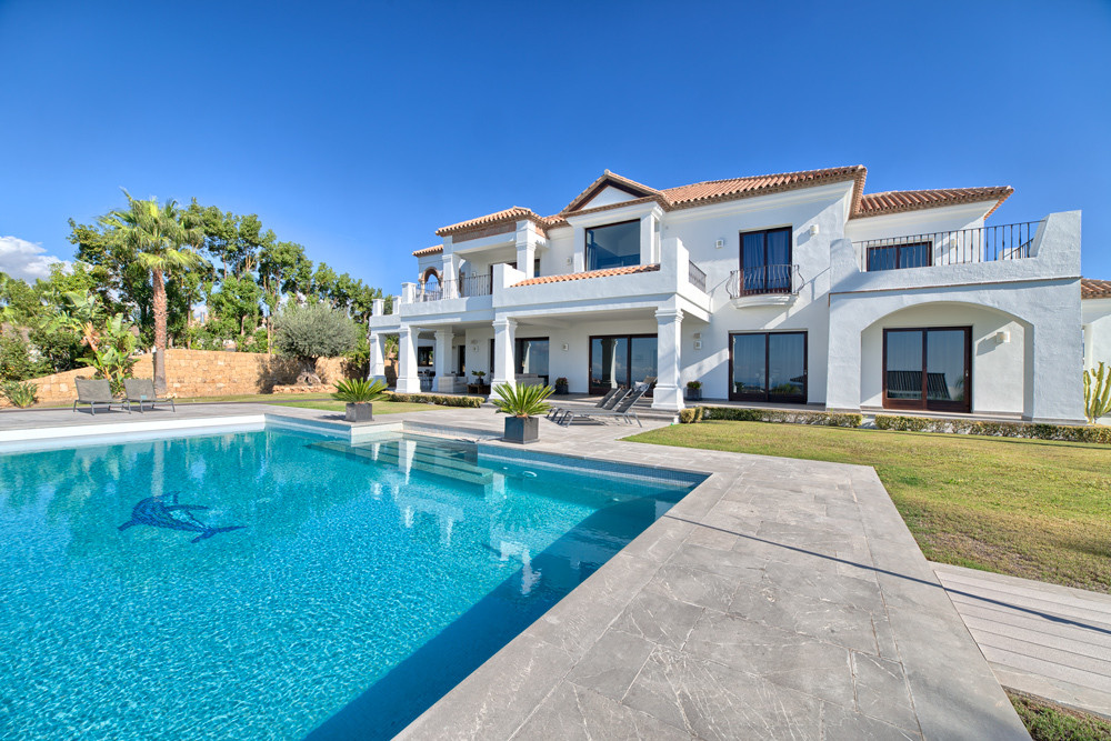Villa - Detached for sale in Los Flamingos