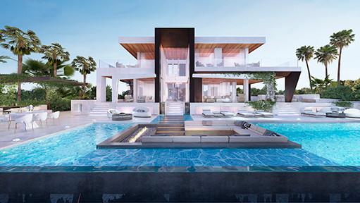 Villa - Detached for sale in Nueva Andalucía