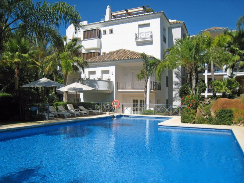 Apartment for Rent in Puerto Banús