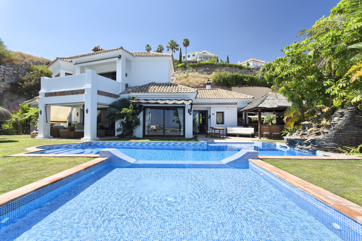 Villa - Detached for sale in Benahavís