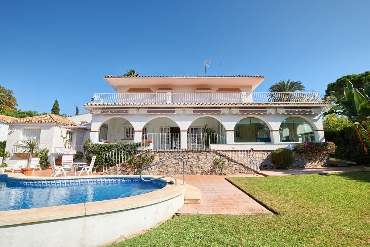 Villa - Detached for sale in Guadalmina Alta