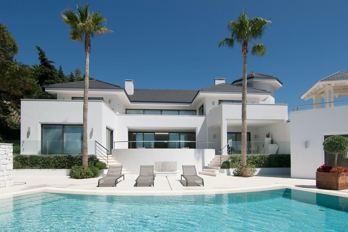 Villa te huur in Puerto Banús