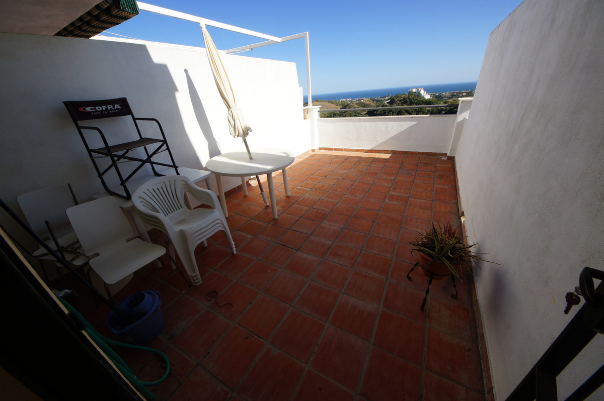 1 Bedroom Penthouse Studio For Sale Estepona