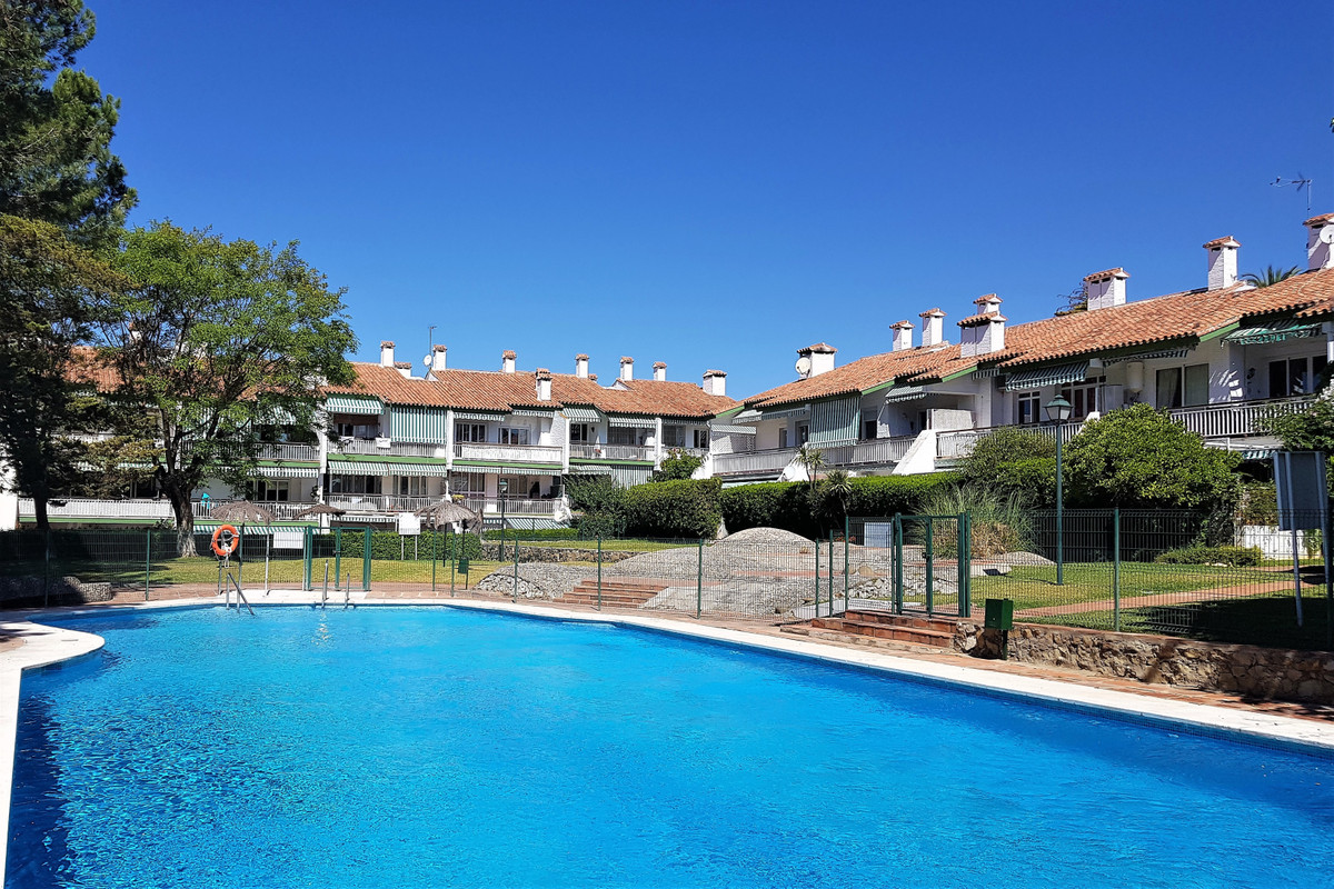 Ground Floor Apartment for sale in Marbella R3623072
