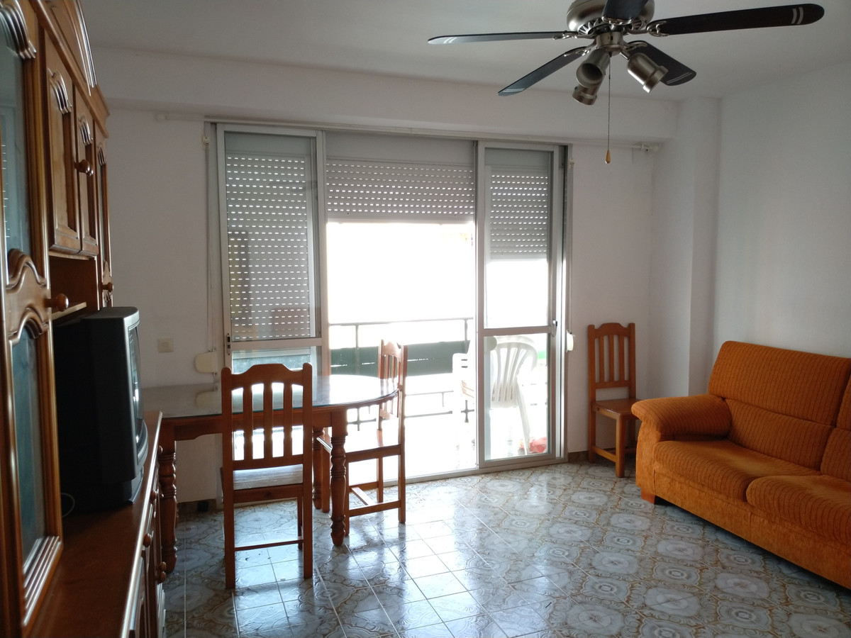 This three bedroom apartment sits just 50m from the main promenade in the heart of Estepona, with a ,Spain