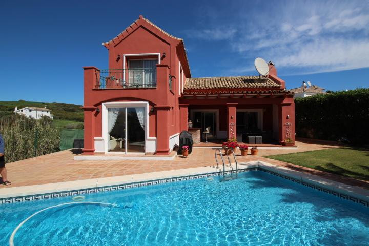 Immaculate property for sale in the sought after Ocean Villas, a gated community of detached villas , Spain