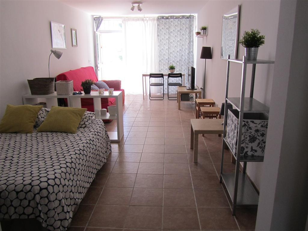 Studio apartment just meters from the beach in the popular Seghers area of Estepona Situated in the ,Spain