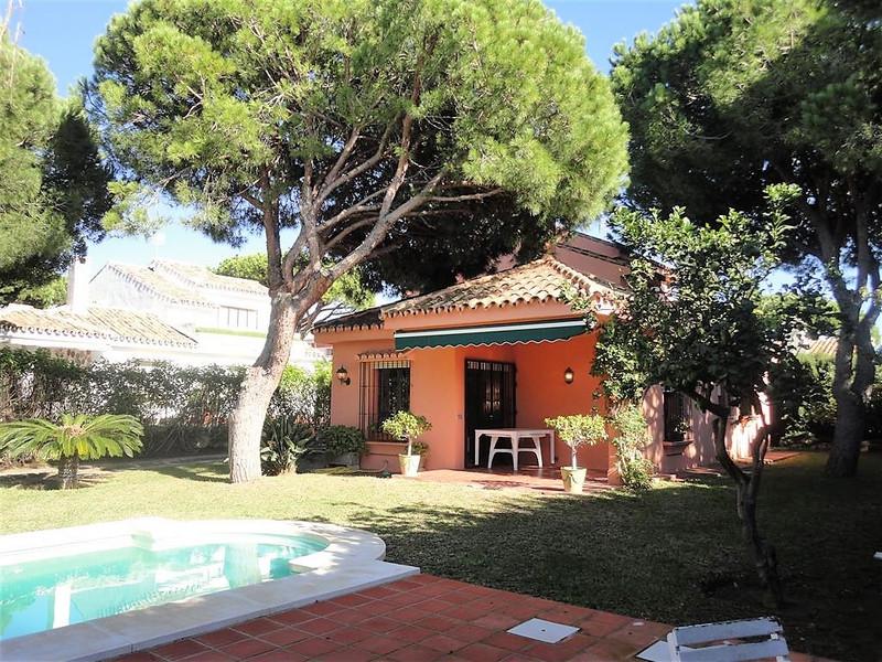 Marbella Banus Villa – Chalet a la venta en Calahonda – R3303541