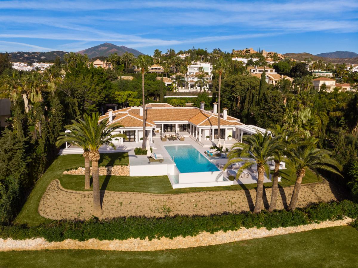 Ref:R3410260 Villa - Detached For Sale in Nueva Andalucía