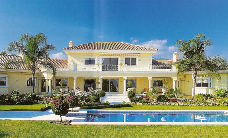 Ref:R2302877 Villa - Detached For Sale in Nueva Andalucía