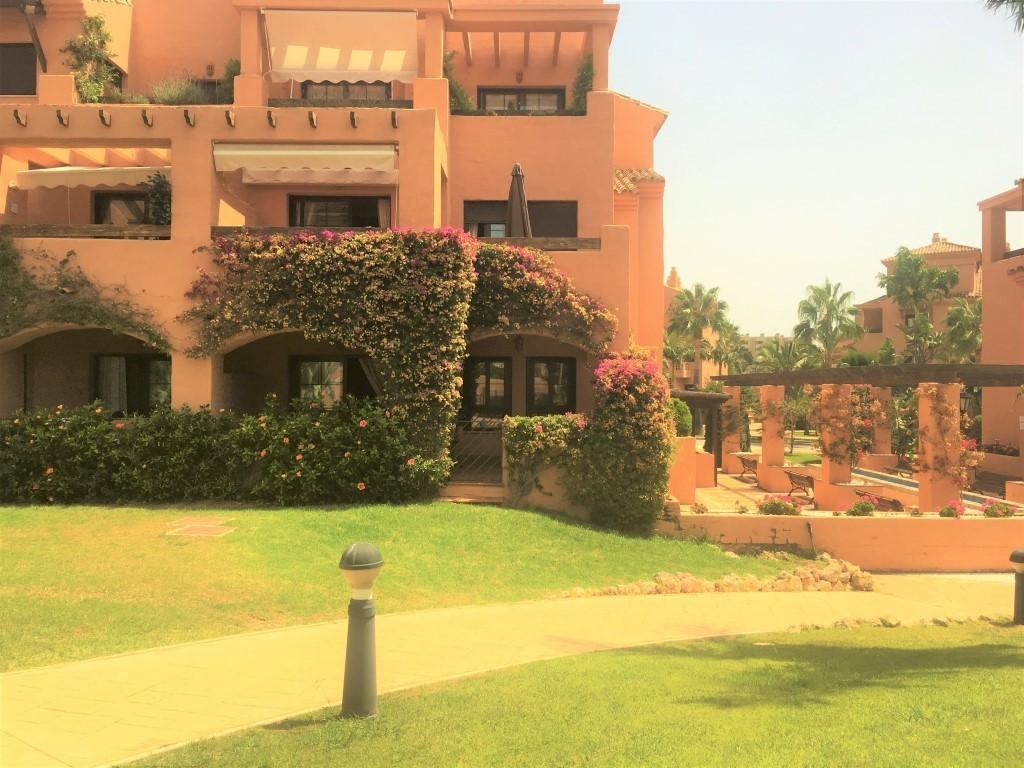Ref:R3011501 Apartment - Ground Floor For Sale in Hacienda del Sol