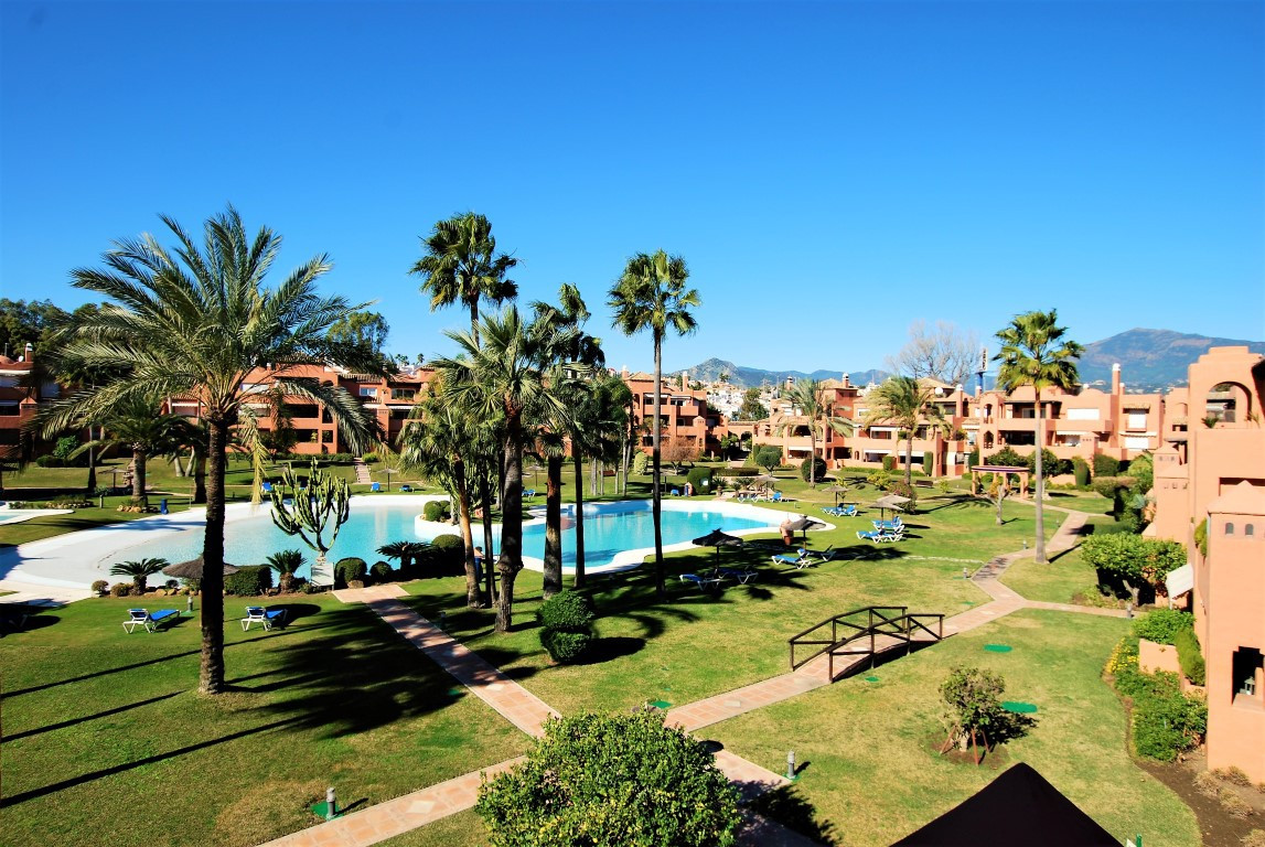 Ref:R2832251 Apartment - Penthouse For Sale in Guadalmina Baja